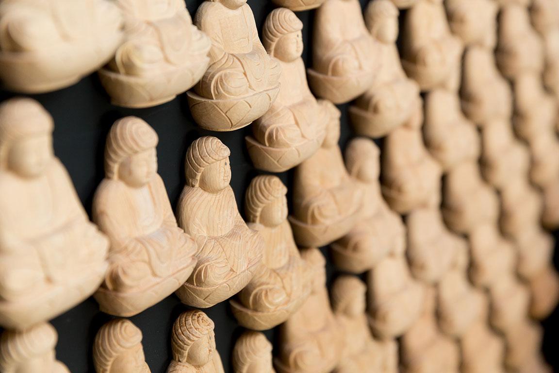 化佛の画像